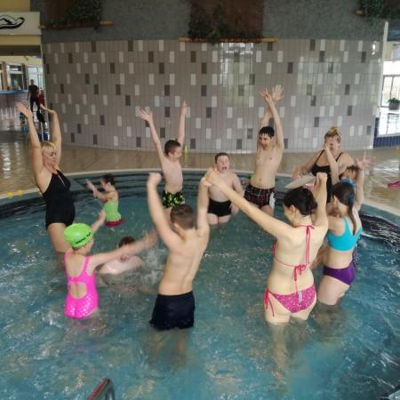 Plavecký výcvik - 2019