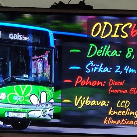ODISbus přednáška 7. 11. 2019