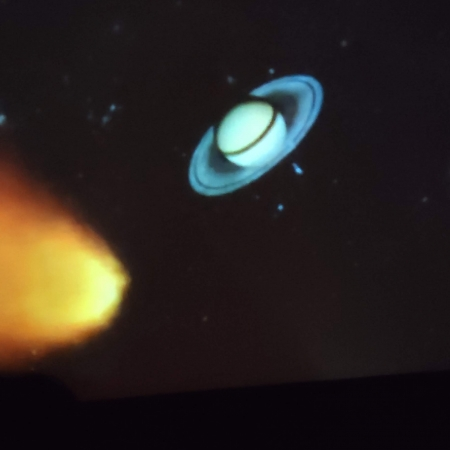Projektový den - Vesmír